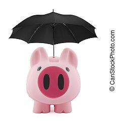 finanziario, assicurazione
