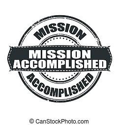 finito, missione
