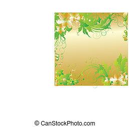 fiore, ornamento
