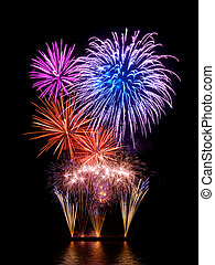 fireworks, magnifico, mostra