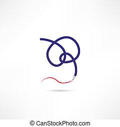 flessibilità, icona