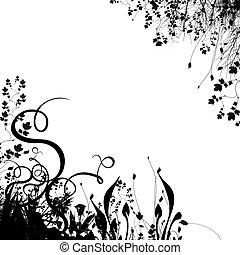 floreale, #2, fondo