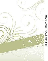 floreale, disegno astratto