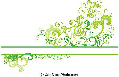 floreale, primavera, disegno