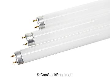 fluorescente, tubi