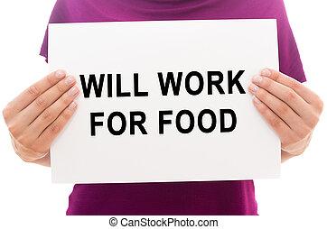 foglio, cibo, testo, lavoro, volontà, carta, presa a terra, ragazza, bianco