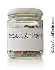 fondi, educazione