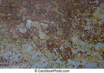 fondo, ardesia, naturale, struttura pietra
