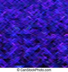 fondo, blu, triangoli, vettore, illustrazione