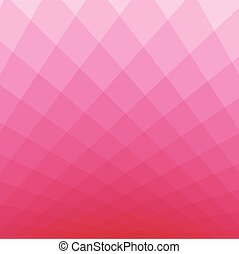 fondo, rosa, tono, quadrato