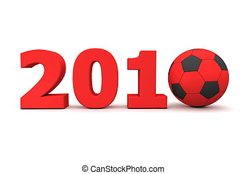 football, -, 2010, rosso, anno