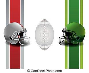football americano, campionato