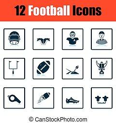 football americano, icona