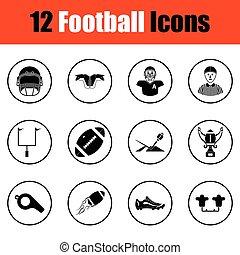 football, icona americana