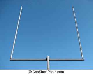 football, piantoni, scopo