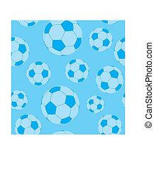 football, seamless, carta da parati