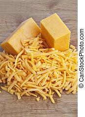 formaggio, cheddar, 492