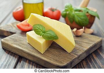 formaggio, duro