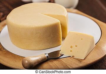 formaggio, fetta