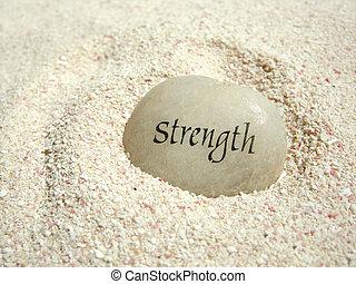 forza, pietra