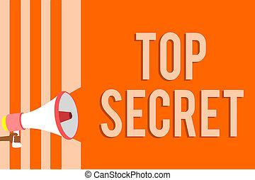 foto, gergo, qualcuno, messaggio, altoparlante, informazioni, cima, scrittura, nota, secret., arancia, megafono, dire, parlante, loud., affari, esposizione, zebrato, importante, dire, dati, lui, showcasing, o