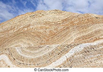 foto, natura, -, geologia