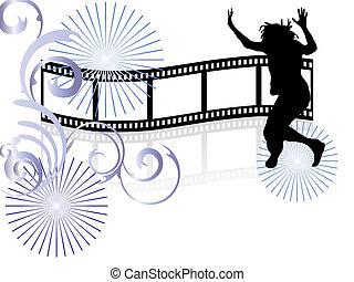 foto, saltare
