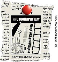 fotografia, giorno, classifieds