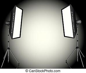 fotografico, illuminazione