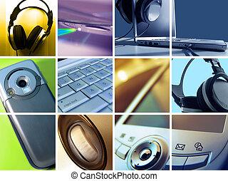 fotomontaggio, tecnologia