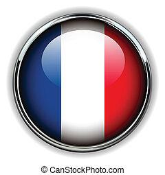 francia, bottone