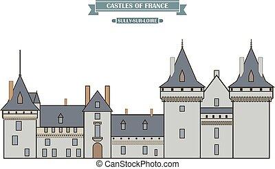 francia, sully-sur-loire