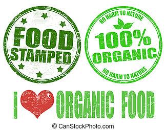 francobolli, organico