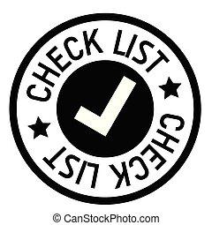 francobollo, bianco, elenco, assegno