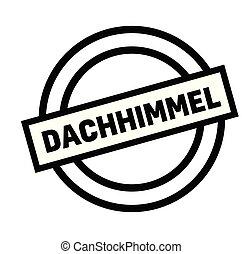 francobollo, tedesco, headliner