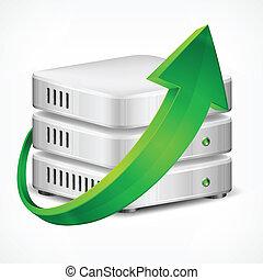 freccia, database