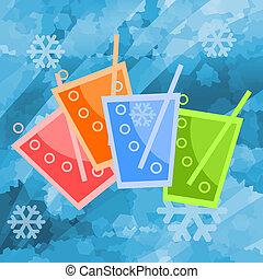 freddo beve