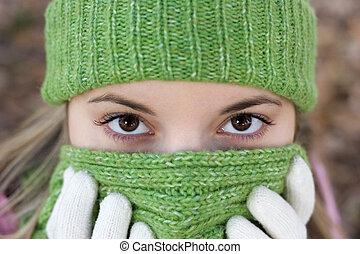 freddo, donna