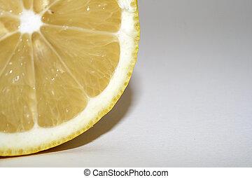 fresco, limone, succoso