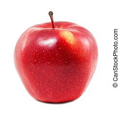 fresco, mela rossa