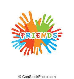 friends-palm-unity