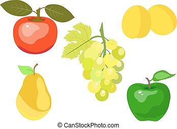 frutta estate, succoso