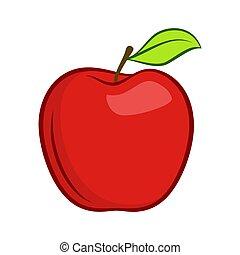 frutta, icona