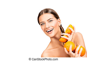 frutta, succoso
