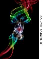 fumo, astratto