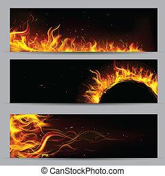 fuoco, fiamma, sagoma