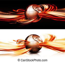 fuoco planet
