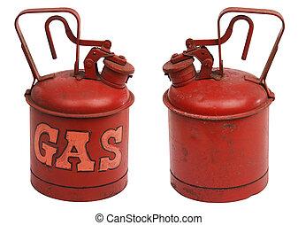 gallone, gas