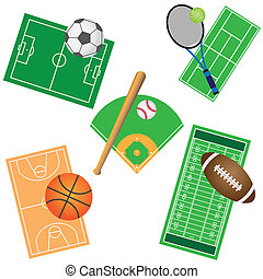 games., set, sport