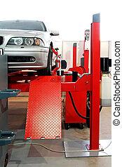 garage, servizio auto